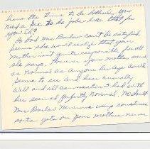 Image of 1993.056.018K Letter side 3