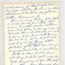 Image of 1993.056.018k Letter side 8
