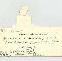Image of 1993.056.019k back of card