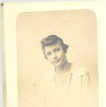 Image of Lillian Burnie - Print, Photographic