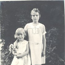 Image of Unknown children - Print, Photographic