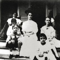 Image of Mrs. Kelly and others - Print, Photographic