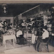 Image of Heckle Milinery Shop - Print, Photographic