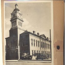 Image of Nassau County Courthouse 1945