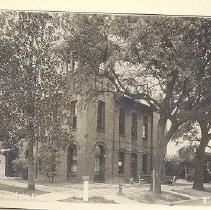 Image of Fernandina City Hall - Postcard