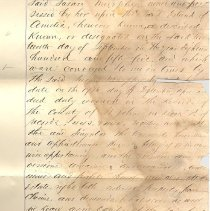 Image of Deed Copy
