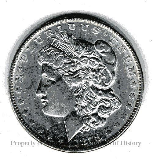 Silver Dollar, Amelia Island Museum of History