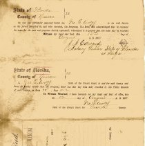 Image of Delinquent tax deed to Samuel A Swann
