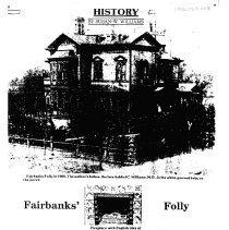 Image of Faribanks' Folly