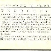 Image of Fernandina by-the-sea Florida