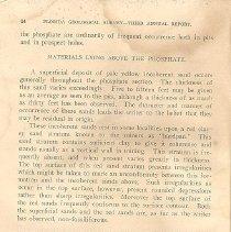 Image of Florida Phosphate Deposit paper