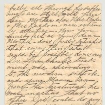 Image of Letter to Scott