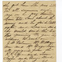 Image of Letter to S. M. Thompson dated Sep 24th 1907