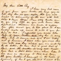 Image of Letter to son