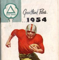 Image of Cities Services/Grantland Rice's Football Guide - Pamphlet