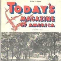 Image of Today's magazine of America - Magazine