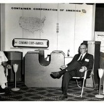 Image of Container Corporation of America Convention 1959 - Print, Photographic