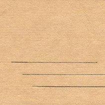 Image of wood pulp postcard