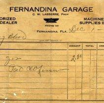 Image of Billl from Fernandina Garage