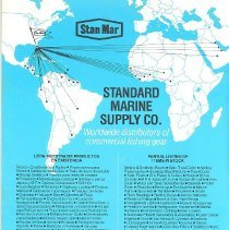Image of Stan Mar brochure