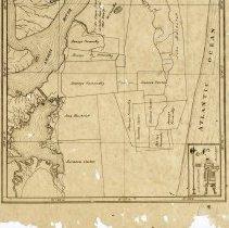 Image of Map of Amalia Island 1821