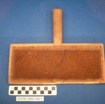 Image of Carder (brush) - Card, Picker's