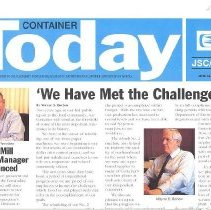 Image of Container today