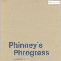 Image of Phinney's phrogress