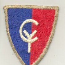 Image of Shoulder Patch 38th Inf. Div.