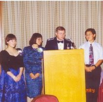 Image of William Birdsong family 1991