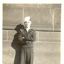 Image of Joe in 1943