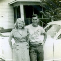 Image of Loyd and sister-in-law '52