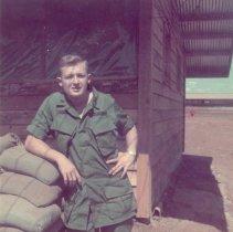 Image of Lt. J.C. Holland 1967