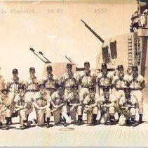 Image of USS Missouri BB 1952