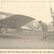 Image of British Bomber