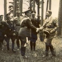 Image of Hitler and Goehring 1944-45