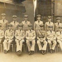 Image of USS Pennsylvania crew 1941