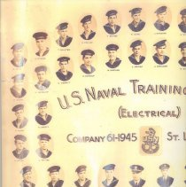 Image of US Naval Training 1/2