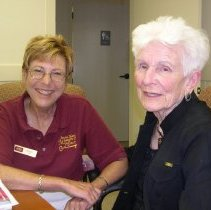 Image of Fost and Marge Crawford 2007