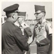 Image of Presentation of Medal
