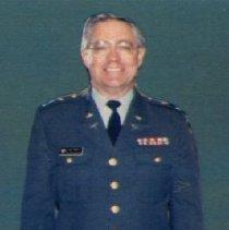 Image of William M. Yate in uniform