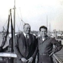 Image of Stone Sr. & Stone Jr.