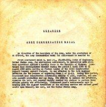 Image of Citation letter