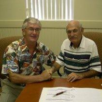 Image of Ehrman and Hamer