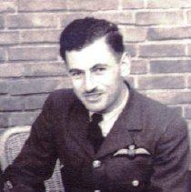 Image of Ehrman in Hague Holland, 1945