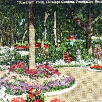 Image of Gerbing Gardens Postcard Collection - Postcard