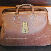 Image of Dr. Carl Lungerhausen's Doctor Bag - Bag, Doctor's