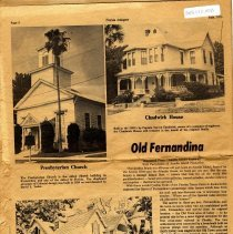 Image of Old Fernandina