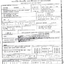 Image of Report of Separation
