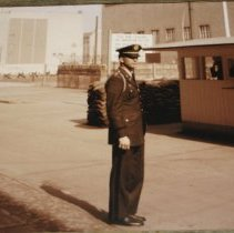 Image of James Osbon during service